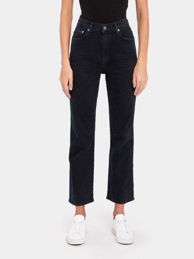 AGOLDE Pinch Waist High Rise Kick Flare Jeans $178.00