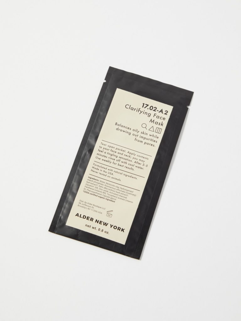 Alder New York Clarifying Face Mask $8.00