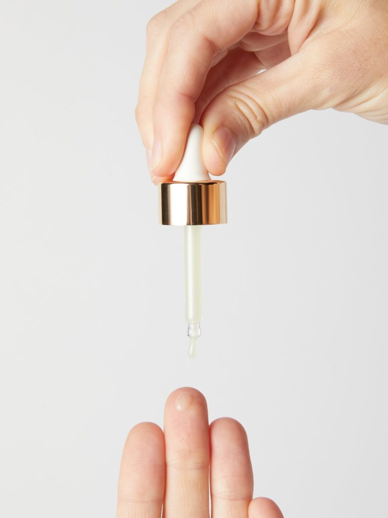 Korres Golden Krocus Ageless Saffron Elixir Serum $98.00