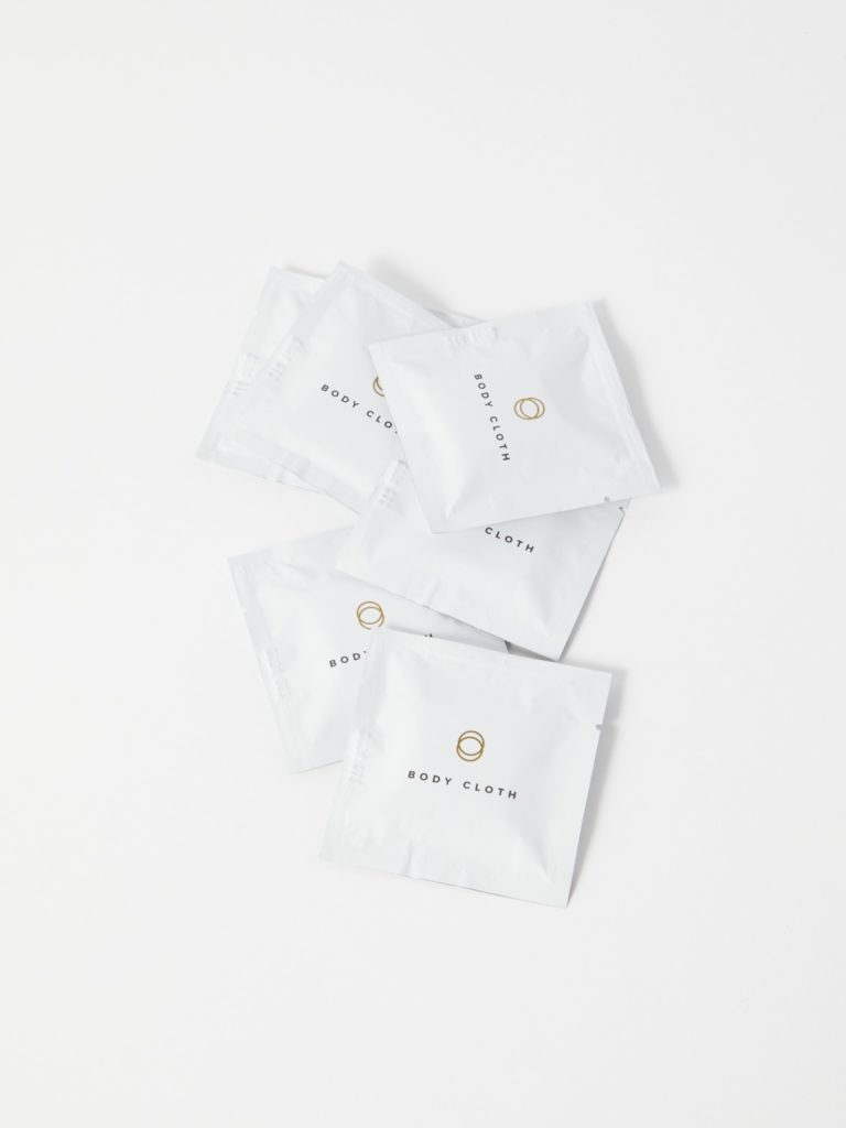 Cora Body Cloths Clean $5.99