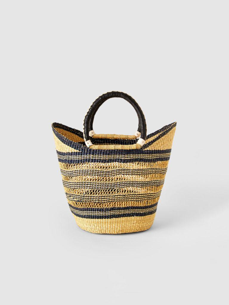 Savanna Baskets Bernice Straw Basket $75.00