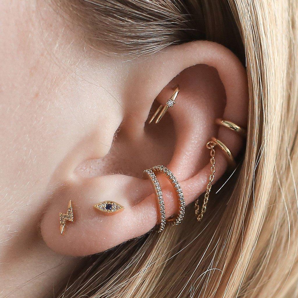SURPRISE EAR BAR TRIO $69.00