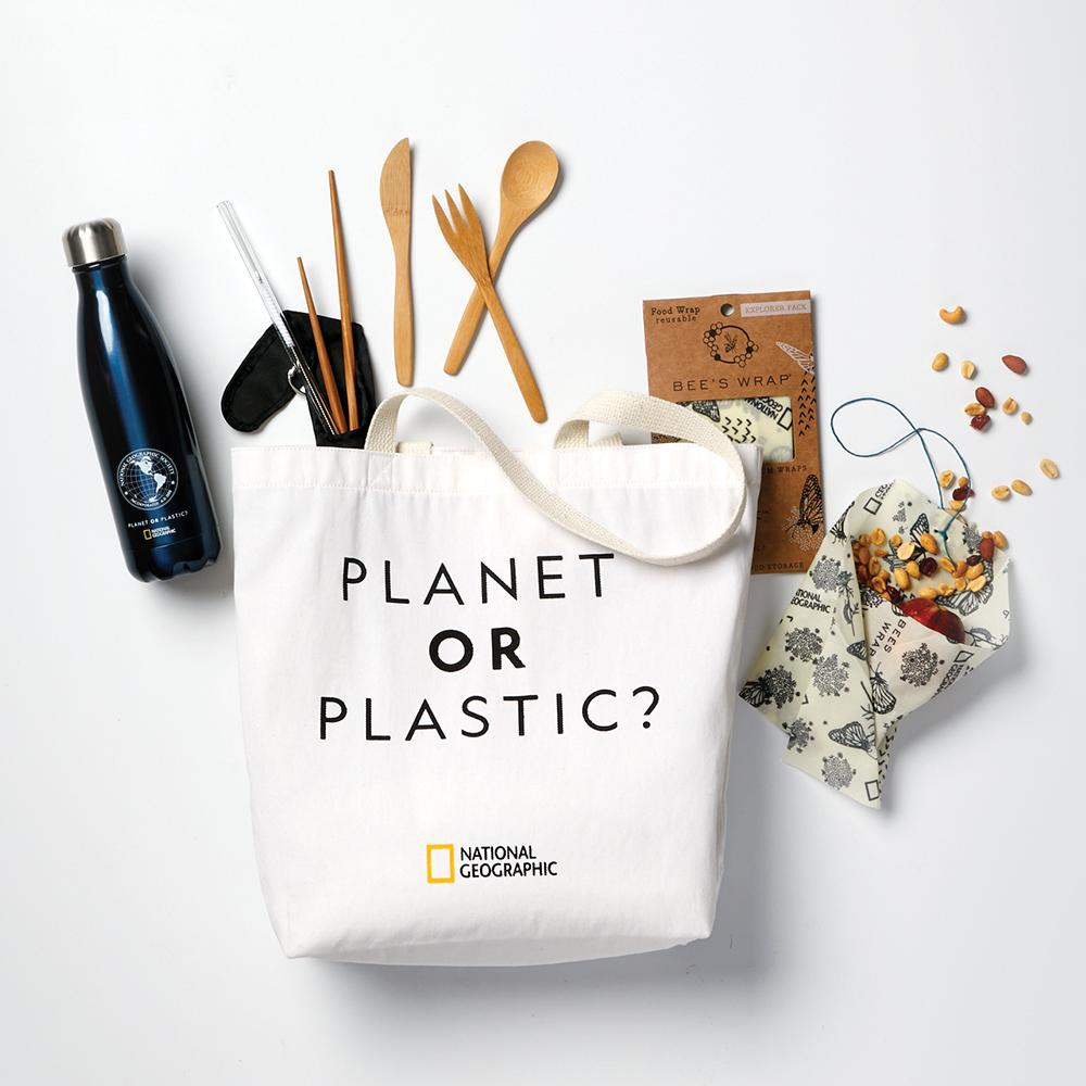 National Geographic Sustainability Kit $86.95