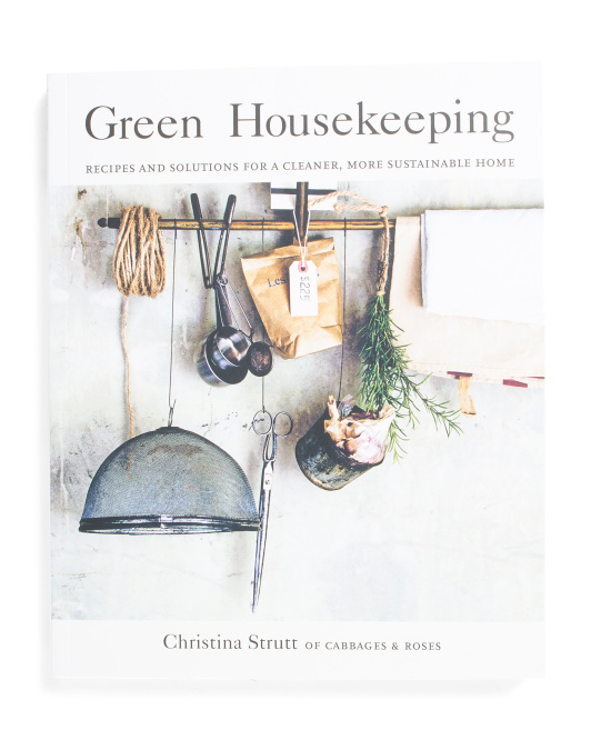 RYLAND PETERS & SMALL Green Housekeeping $14.99
