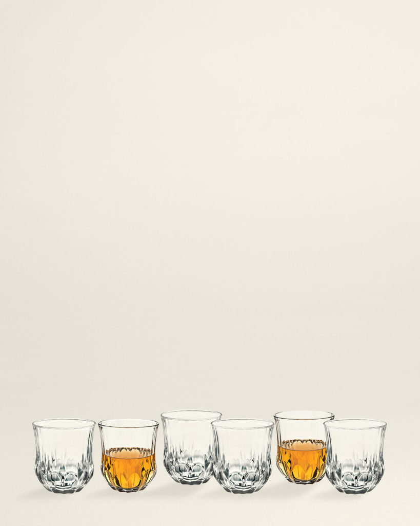 6-Pack Set Double Old Fashioned Glasses$11.99