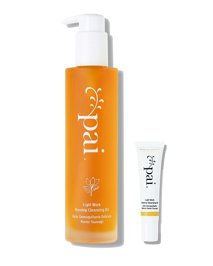 Pai Skincare Light Work Rosehip Cleansing Oil Home & Away Set $56.00
