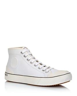 Stella McCartney Women's Canvas High-Top Sneakers $395.00