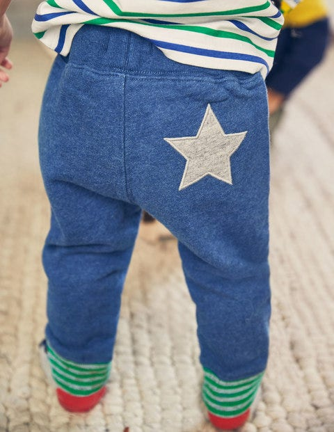 Essential Jersey Pants -Beacon Blue $22.00