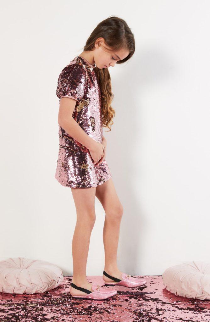 Harriet Sequin Party Dress $89.99