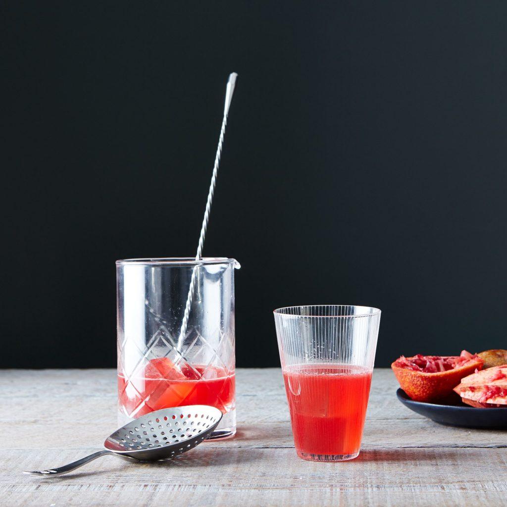 Yarai Mixing Glass Cocktail Set $78