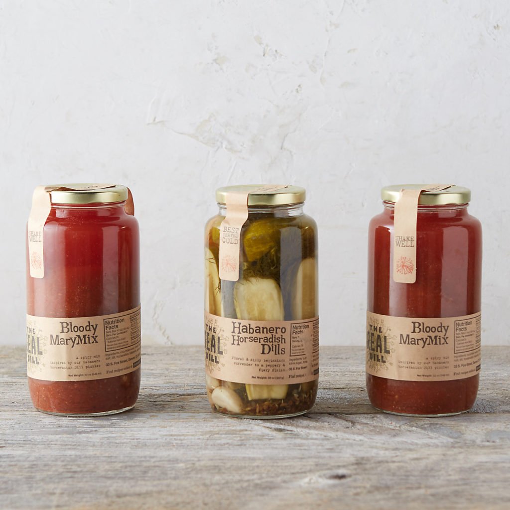 Real Dill Bloody Mary Gift Set $50.00