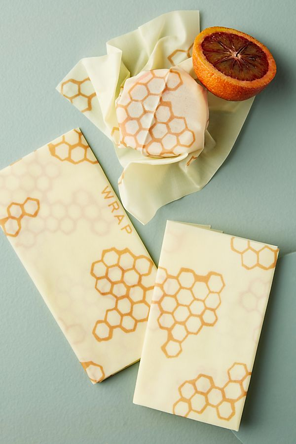 Bee's Wrap Assorted Pack $18.00