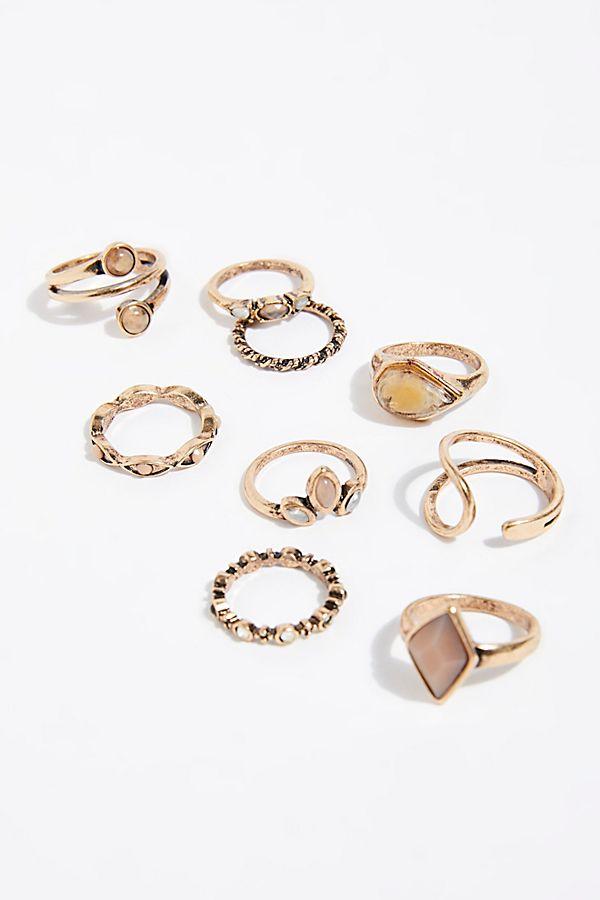 Everything Ring Set $38.00