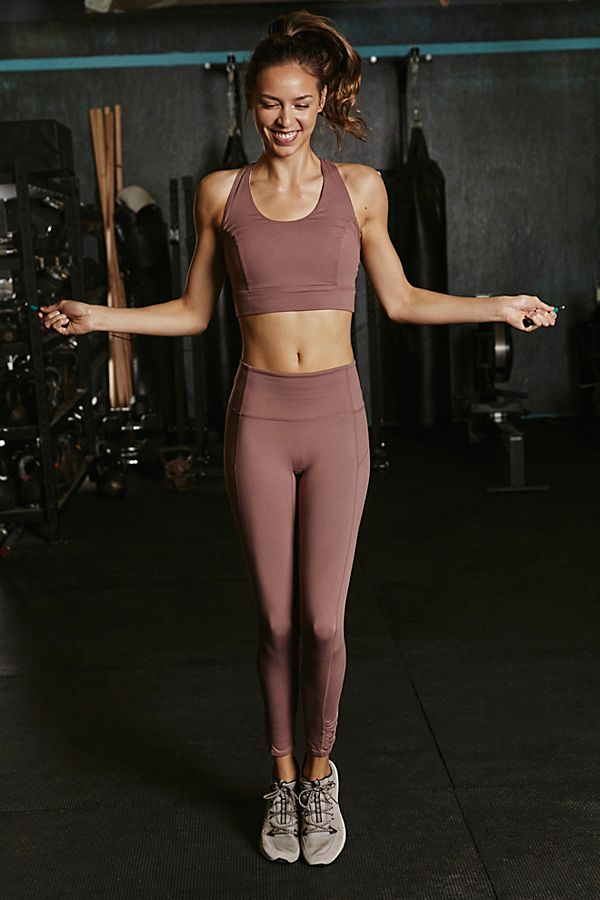 High-Rise 7/8 You're A Peach Leggings $98.00