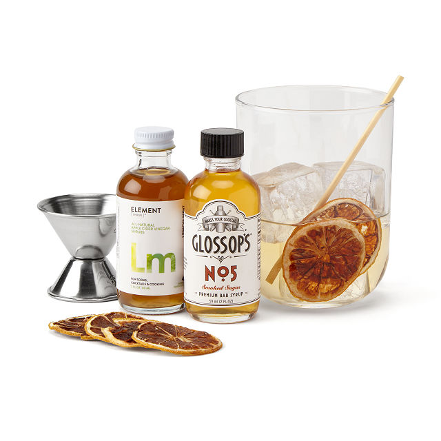Smoky Margarita Cocktail Kit $30.00