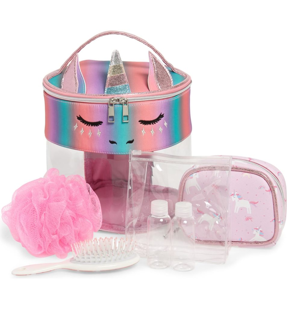 Unicorn Travel Set $38.00