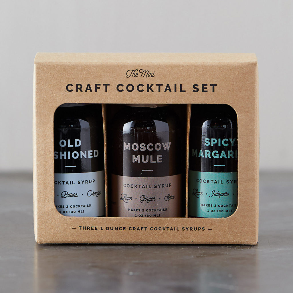 Classic Cocktail Mix Gift Set $16.00