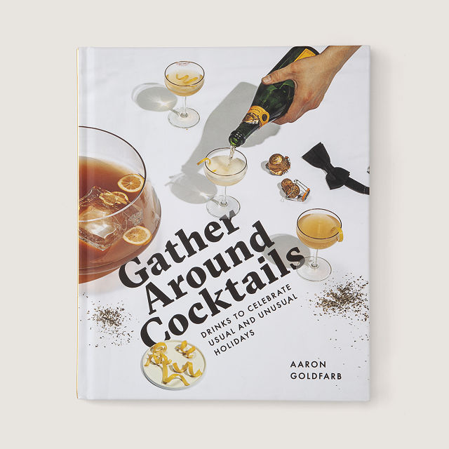 Gather Around Holiday Cocktail Recipes $14.00