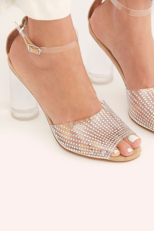 Glass Slipper Heel $178.00