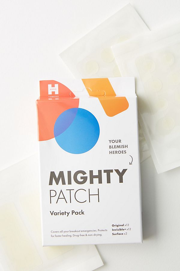 Hero Cosmetics Mighty Patch Variety Pack$14.00