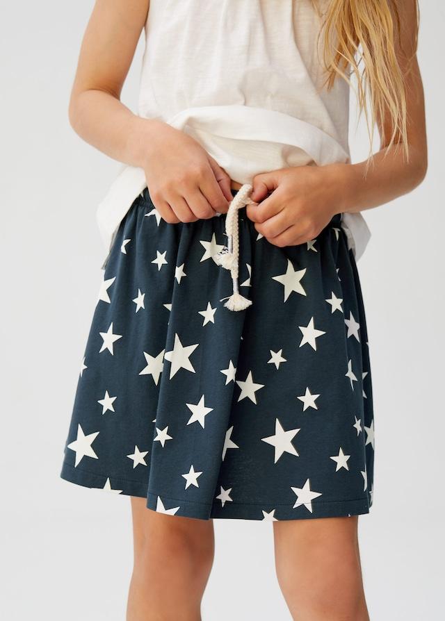 Elastic waist skirt $5.99