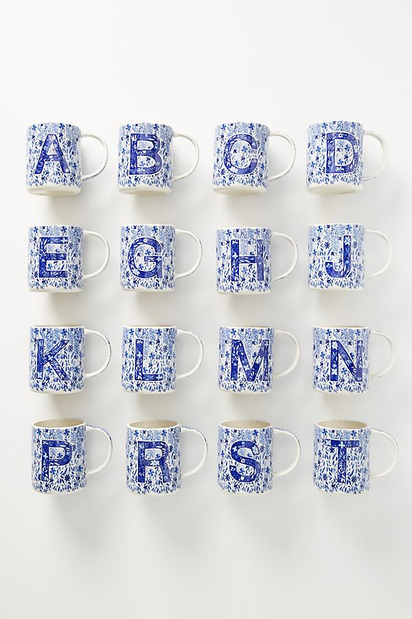 Folksong Monogram Mug $12.00https://fave.co/38IDy76