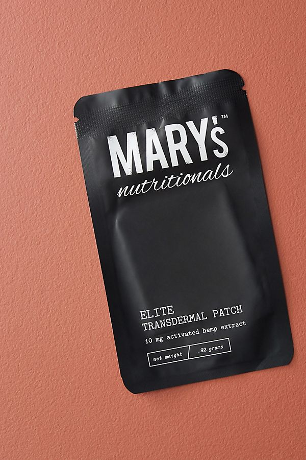 Mary's Nutritionals Elite Patch$10.00