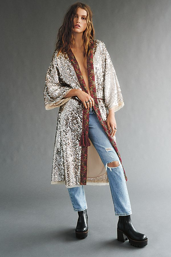 Light Is Coming Duster $298.00