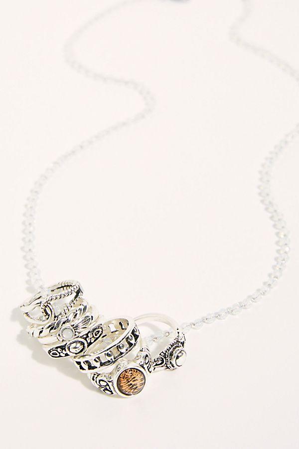 Rosary Ring Set $38.00