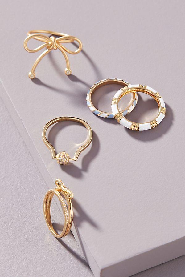 Fete Ring Set $58.00