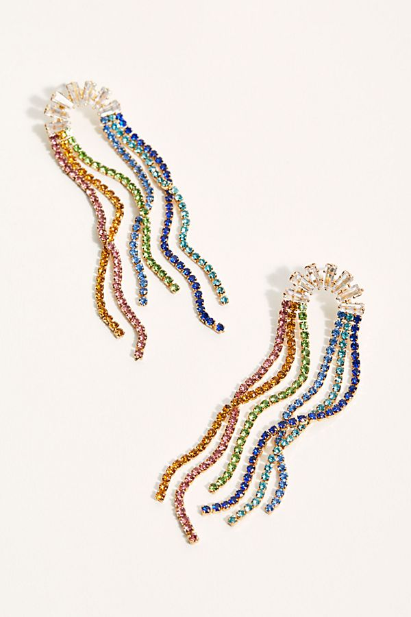 Shes A Rainbow Earrings $38.00