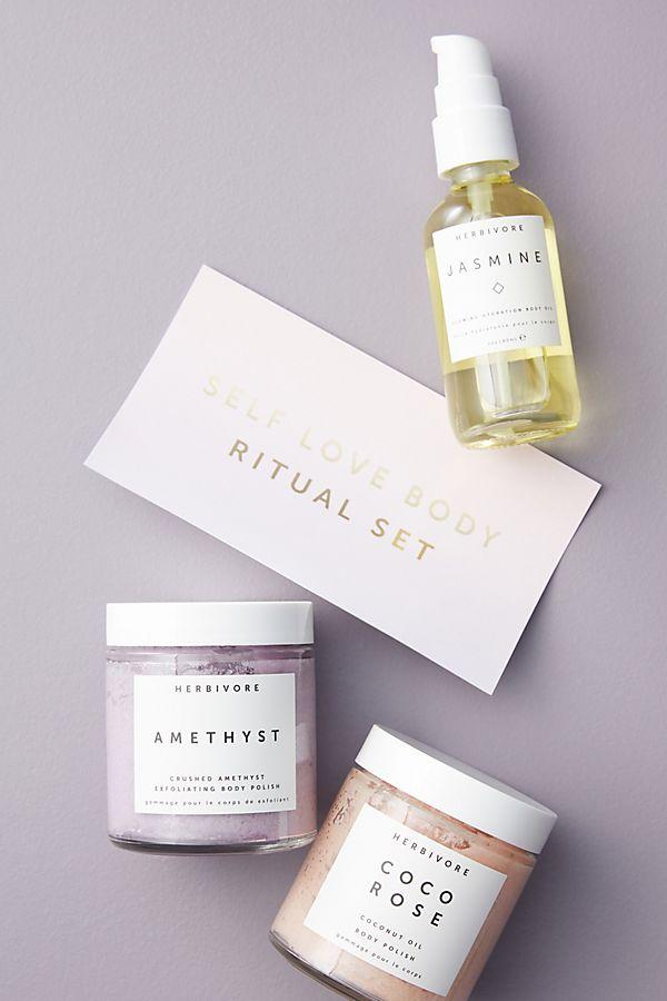 Herbivore Self-Love Body Ritual Gift Set $62.00