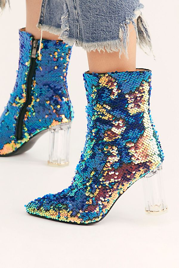 Kaleidoscope Heel Boot $268.00https://fave.co/36jk0V4