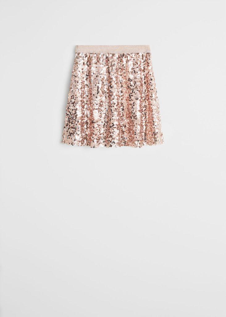 Sequin skirt $25.99