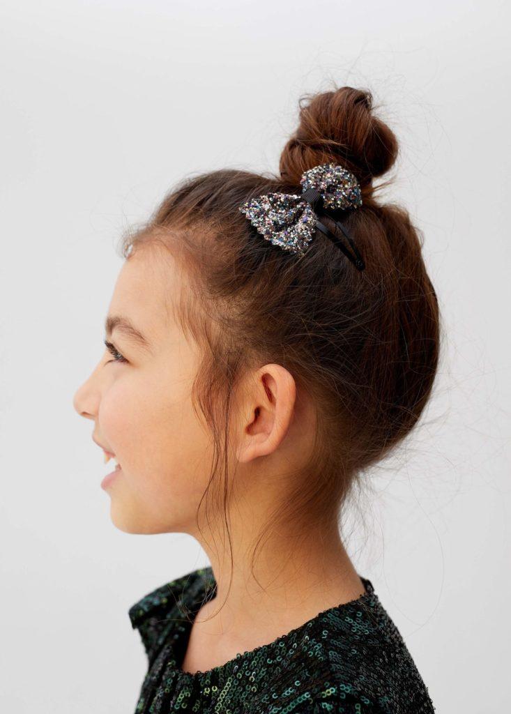 Bow hairclip set $7.99