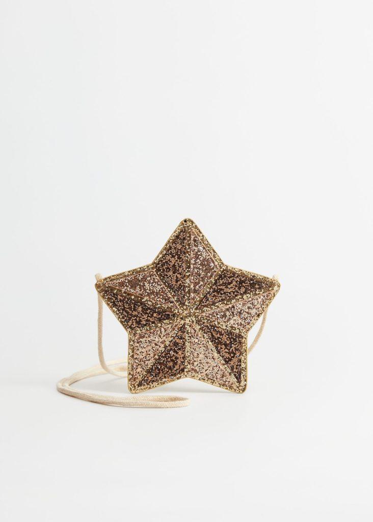 Glitter star bag $25.99