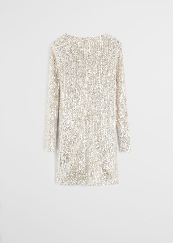 Sequined dress $49.99