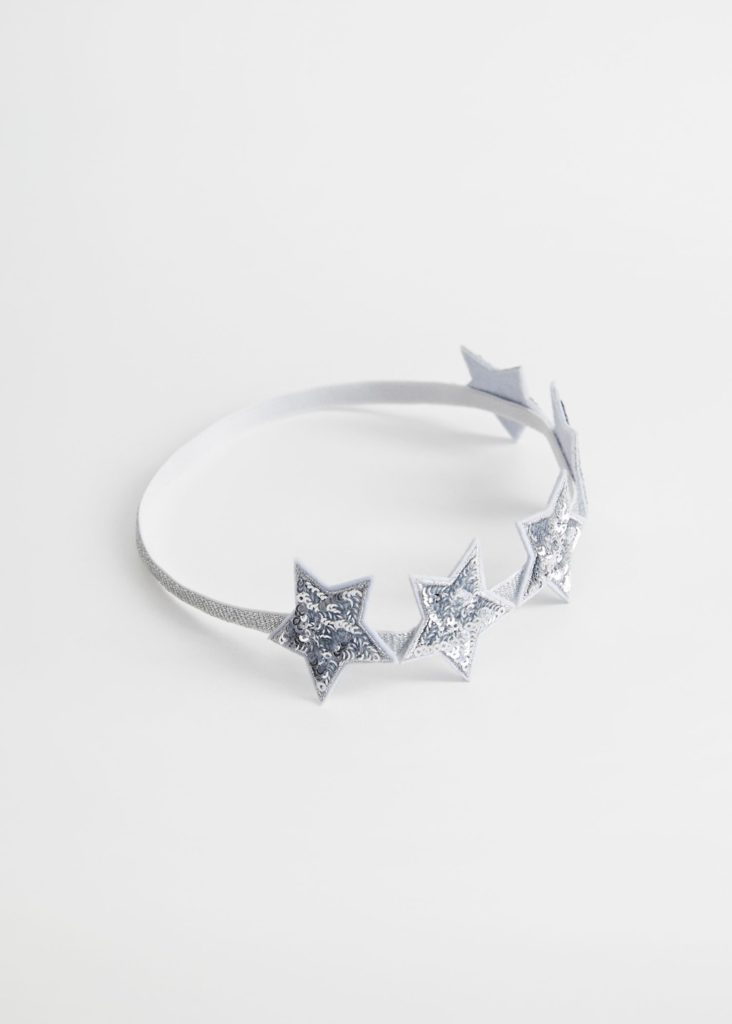 Sequin star hairband $12.99