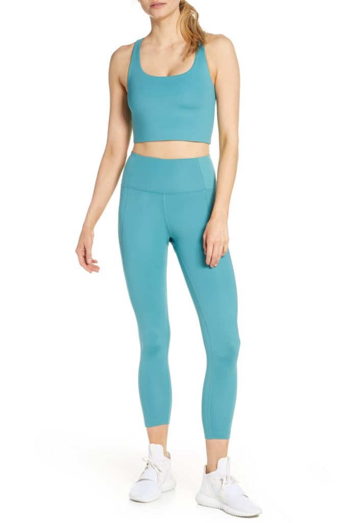 Paloma Sports Bra GIRLFRIEND COLLECTIVE $38.00
