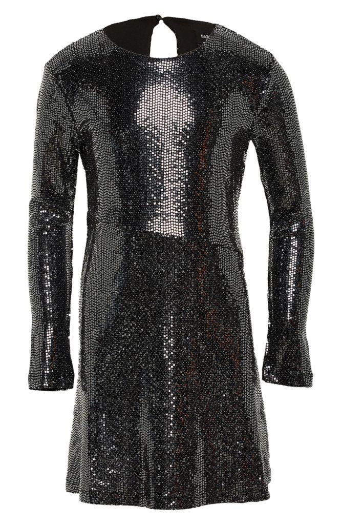Mirror Sequin Minidress $69.99