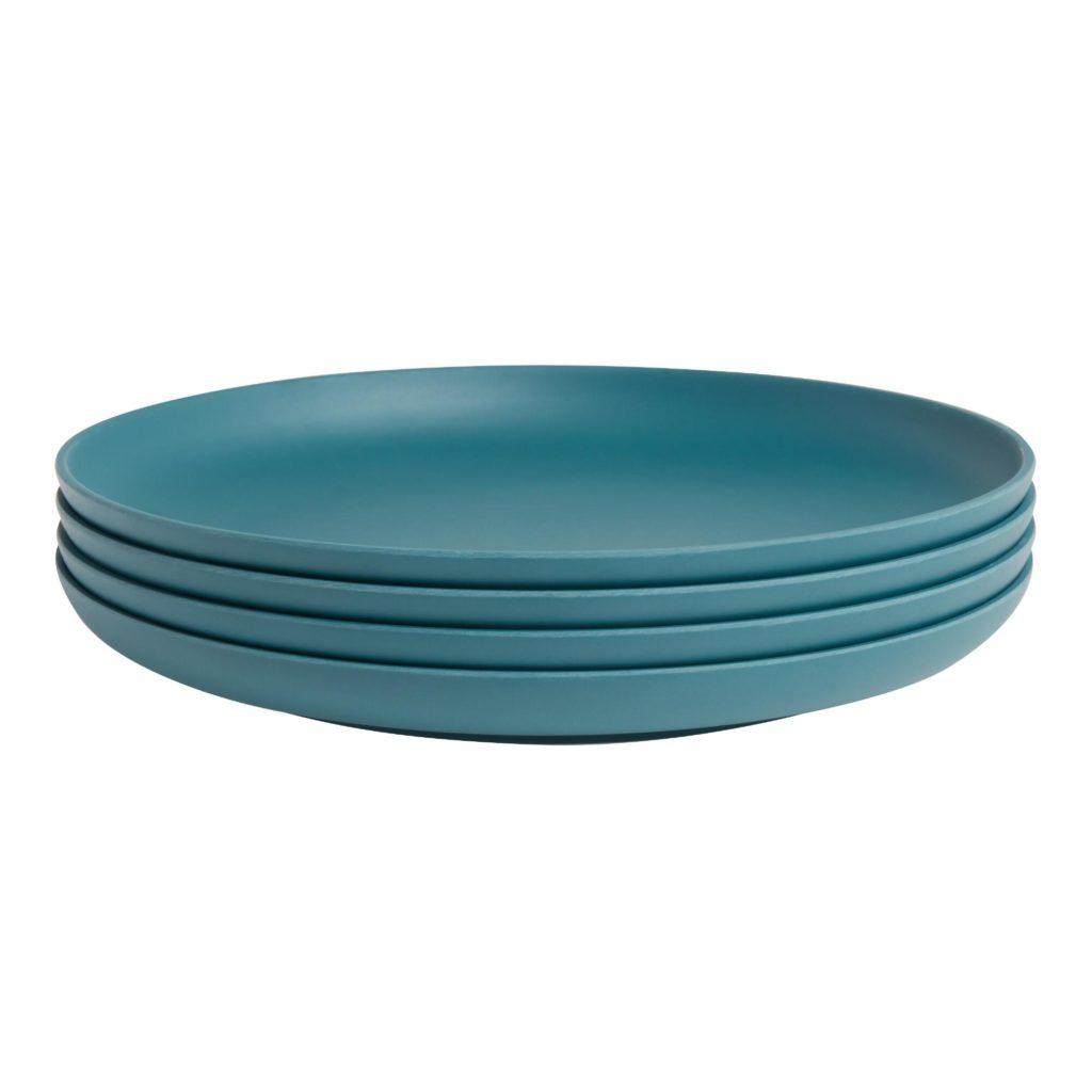 Bamboo Dinner Plates 4 Pack $14.99