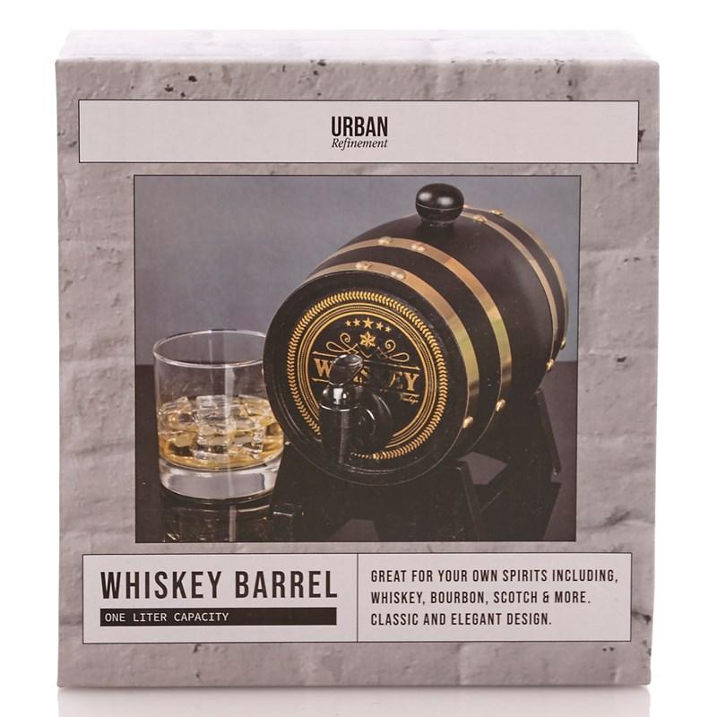 Mini Whiskey Barrel 1L $19.99