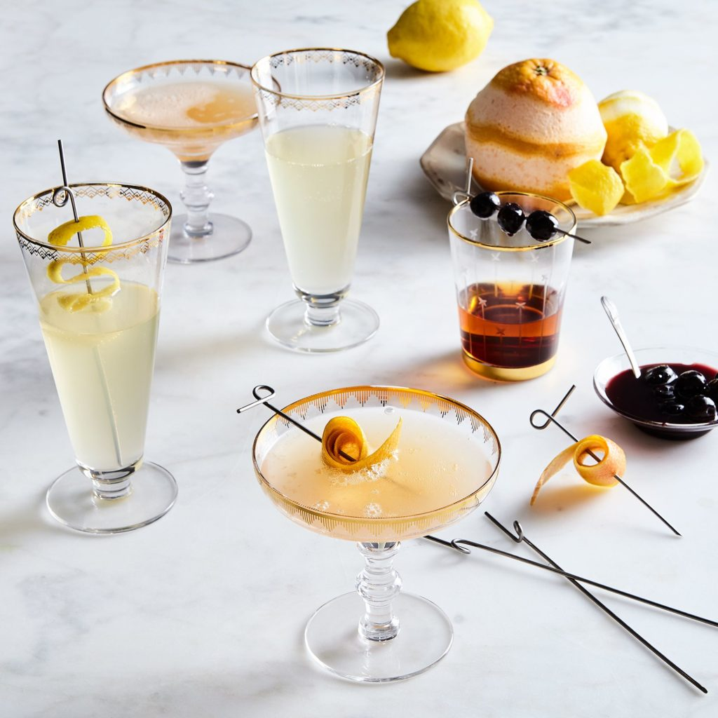 Cocktail Sticks (Set of 2) $48