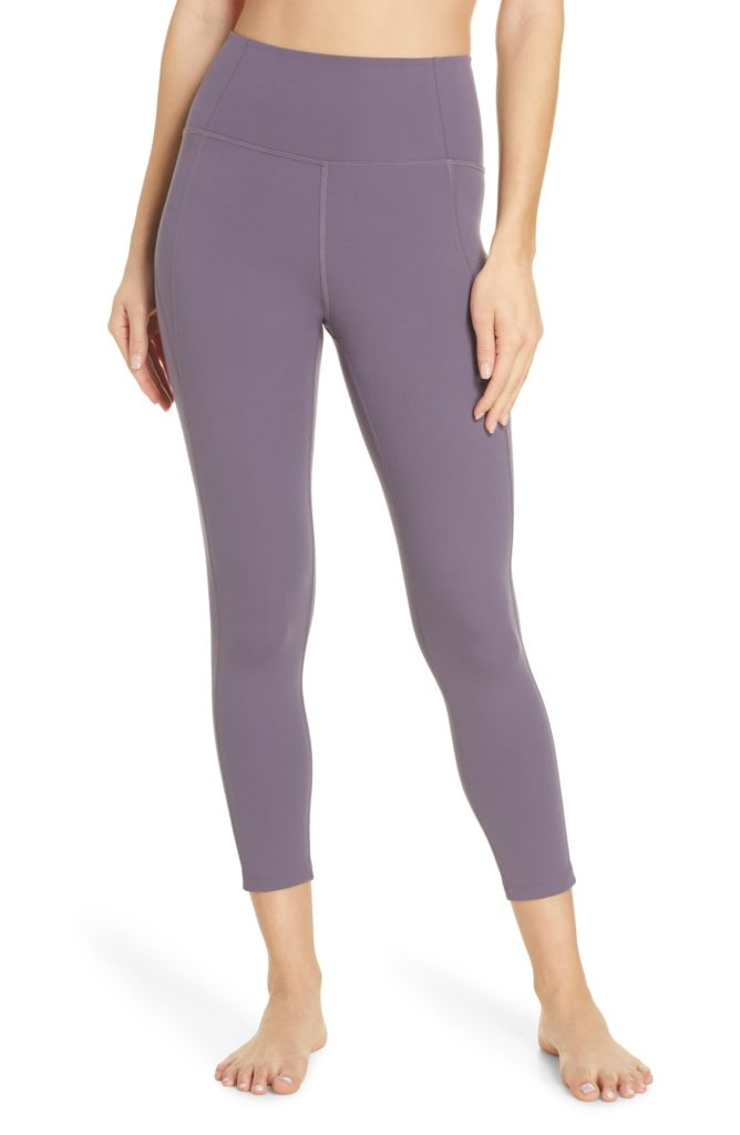 High Waist 7/8 LeggingsGIRLFRIEND COLLECTIVE $68.00