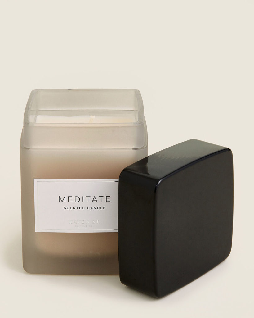 HAVEN STREET Meditate Scented Candle$7.99