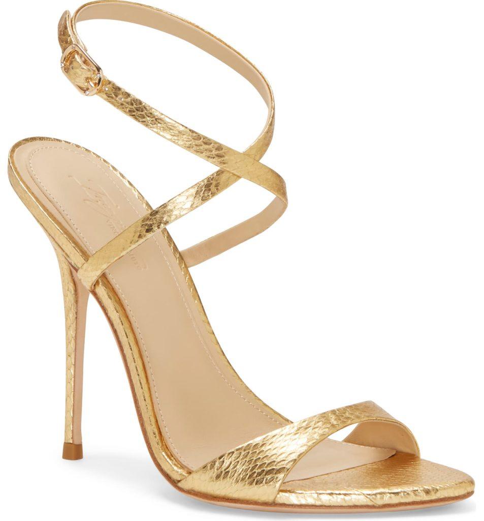 Imagine Vince Camuto Rora Ankle Strap Stiletto Sandal $194.95