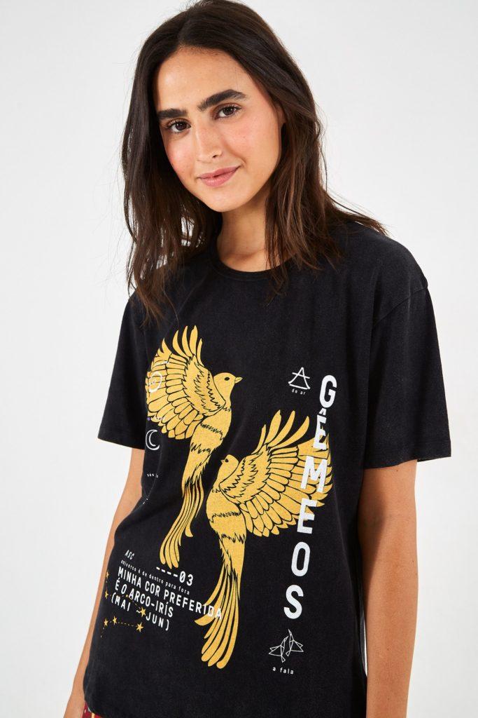 Gemini T-Shirt $45