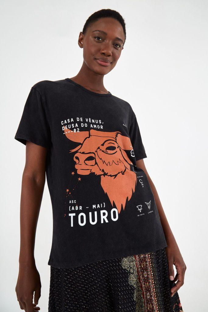 Taurus T-Shirt $45