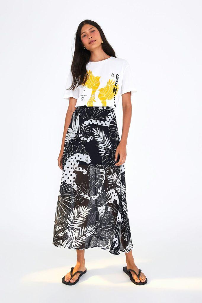 Zodiac Gemini T-Shirt $35