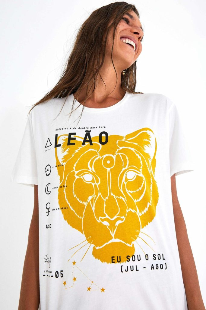 Zodiac Leo T-Shirt $35https://fave.co/3asKXZ9